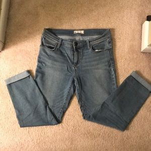 FREE PEOPLE Light wash skinny jeans - Size 29